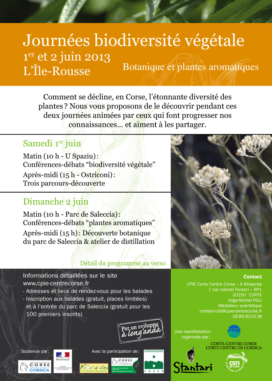 rencontre vegetale